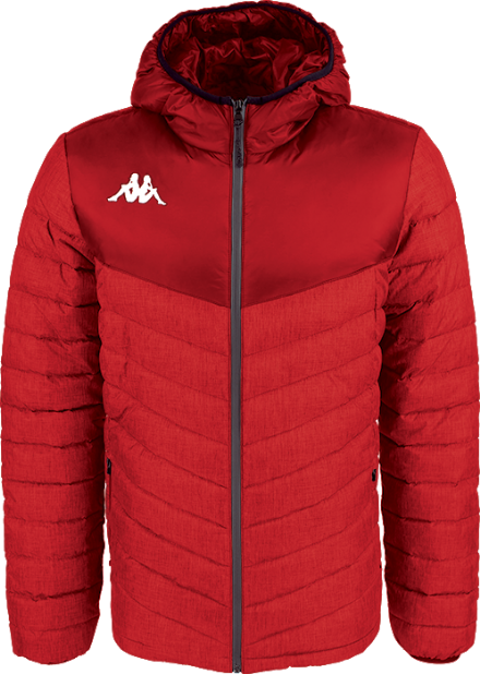 Doccio Padded Jacket Red